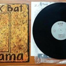 Discos de vinil: ZARAMA BOSTAK BAT LP 1989 + DOS INSERTOS. Lote 242373845