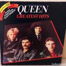 Discos de vinilo: QUEEN - GREATEST HITS EMI - 1982. Lote 242375910