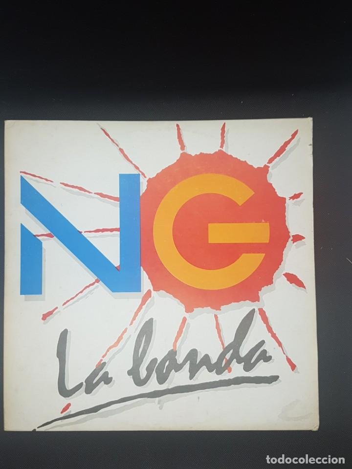 NG LA BANDA - CUBA - (Música - Discos - LP Vinilo - Otros estilos)