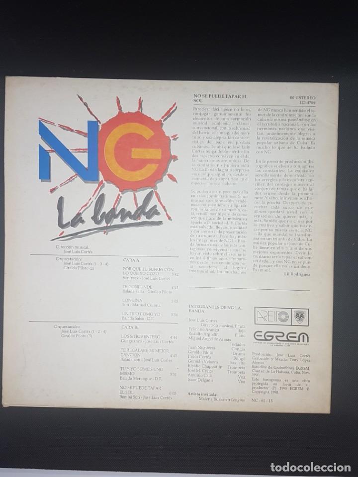 Discos de vinilo: NG LA BANDA - CUBA - - Foto 2 - 242379350