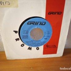 Discos de vinilo: GRINDY HOUSE MIX - PROMOCIONAL DE UNA SOLA CARA (1988). Lote 242383450