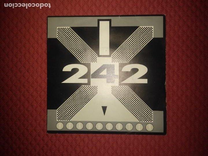 FRONT 242 HEADHUNTER (Música - Discos - Singles Vinilo - Electrónica, Avantgarde y Experimental)