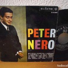 Discos de vinilo: EP PETER NERO - MY FAVORITE THINGS + 3 - RCA (1966). Lote 242395400