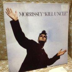 Discos de vinilo: MORRISSEY - KILL UNCLE - LP .PORTADA DOBLE, THE SMITHS.. Lote 242412325
