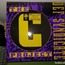Discos de vinilo: LOTE 2 DISCOS. HAMMOND PARTY-THE HAMMOND IS GROOVE Y THE PROJECT DEF SYNDICATE. Lote 242416000