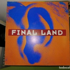 Discos de vinilo: DISCO VINILO. FINAL LAND. IT'S TIME FOR A HOUSE / AND THIS IS JUST THE BEGINNING. Lote 242418300