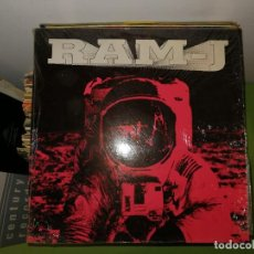 Discos de vinil: DISCO VINILO. RAM.-J. ROCKET, 326 / INDIE, 606 RHYTHM LANGUAJE. Lote 242418500
