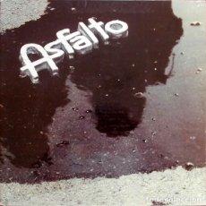 Discos de vinilo: ASFALTO AL OTRO LADO LP VINILO NUEVO. Lote 242420135