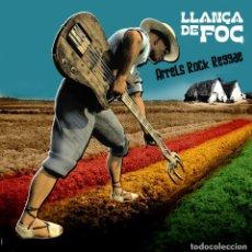 Discos de vinilo: LLANÇA DE FOC - ARRELS ROCK REGGAE. Lote 242431990