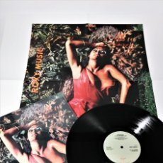 Discos de vinilo: ROXY MUSIC ‎– STRANDED /GREAT COLLECTOR'S ALBUM WITH FANTASTIC MUSIC AND MEGA POSTER. Lote 242436325