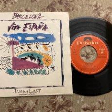 """Discos de vinilo: JAMES LAST VINILO 7"""". Lote 242437415"""