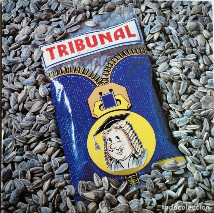 EL TRIBUNAL DE LAS AGUAS-PIPAS, TOMA TOMA RECORDS TT-022 (Música - Discos - LP Vinilo - Techno, Trance y House)