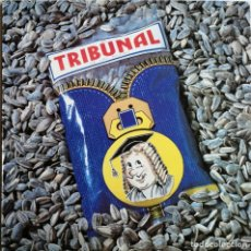 Disques de vinyle: EL TRIBUNAL DE LAS AGUAS-PIPAS, TOMA TOMA RECORDS TT-022. Lote 242442260