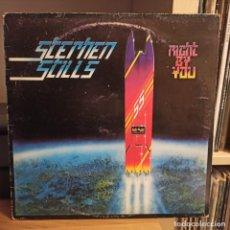 Discos de vinilo: STEPHEN STILLS-RIGHT BY YOU LP 1984. Lote 242447855