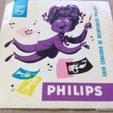 Discos de vinilo: LA MELODIA VIAJERA FANTASIA MUSICAL DE ANDRE POPP.. Lote 242478325