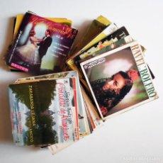 Discos de vinilo: VVAA LOTE DE 62 EPS DE ZARZUELAS, OPERA Y CLÁSICA. Lote 242834460