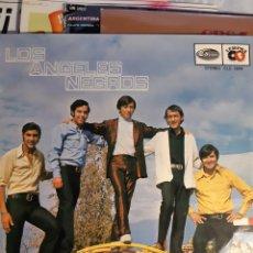 Discos de vinilo: LP LOS ANGELES NEGROS (ODEON PERU IEMPSA 1970 ) NUEVO. Lote 242840350