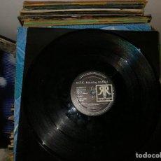 Discos de vinilo: DISCO DE VINILO. D.J.C. FEATURING SANZA. WITHOUT MEANING. Lote 242842115