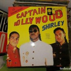 "Discos de vinilo: DISCO VINILO. CAPTAIN HOLLYWOOD - SHIRLEY. SPECIAL DOUBLE A-SIDE. 12"" INCH. Lote 242843685"