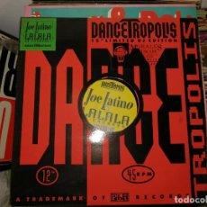 Discos de vinilo: DISCO VINILO. JOE LATINO - LALALA DO-CARNAVAL. Lote 242844150