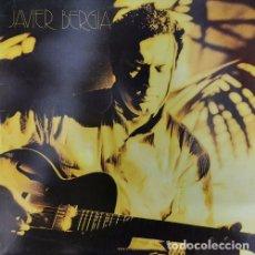 Disques de vinyle: JAVIER BERGIA - RECOLETOS - LP DE VINILO. Lote 242865010
