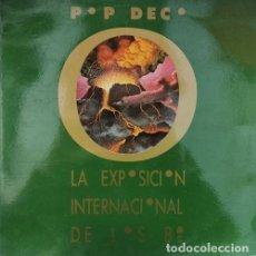 Discos de vinil: FERNANDO MARQUEZ ( EL ZURDO ) EX KAKA DE LUXE EX PARAISO EX LA MODE - POP DECO - MAXI DE VINILO. Lote 242869970
