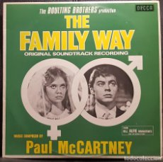 Disques de vinyle: PAUL MCCARTNEY - BEATLES - THE FAMILY WAY - LP - AUSTRALIA - BSO - RARO - NO USO CORREOS. Lote 242885715