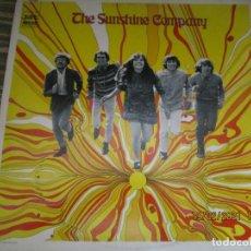 Discos de vinilo: THE SUNSHINE COMPANY - THE SUNSHINE COMPANY LP - ORIGINAL U.S.A. - IMPERIAL RECORDS 1968 - STEREO -. Lote 242895550