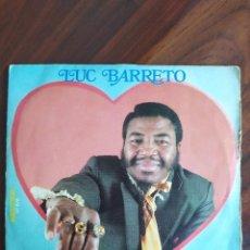 "Discos de vinilo: LUC BARRETO – MIRANDO AL MAR / CAMINO VERDE - SINGLE 1971 - VINYL, 7"" PULGADAS - DISCO VINILO. Lote 242897305"