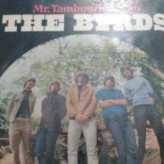 Disques de vinyle: THE BYRDS-MR.TAMBOURINE MAN LP-ORIGINAL. Lote 242899600