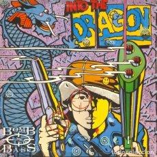 "Discos de vinilo: LP BOMB THE BASS ""INTO THE DRAGON"" -ORIG. ANALÓGICO UK 1988. Lote 242900045"