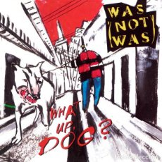 """Discos de vinilo: LP WAS NOT WAS """" WHAT UP, DOG?"""" ORIG. ANALÓGICO SPAIN 1988. Lote 242903880"""