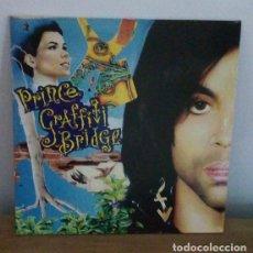 Discos de vinilo: PRINCE - GRAFFITI BRIDGE - 2 LP - 1990. Lote 242926985