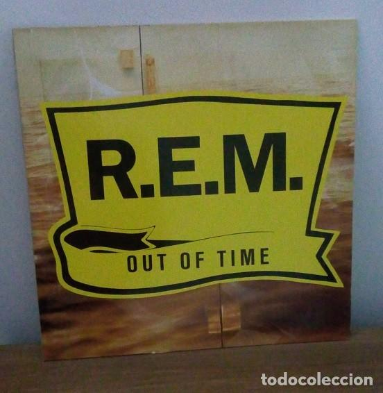 REM - R.E.M - OUT OF TIME - LP - 1991 (Música - Discos - LP Vinilo - Pop - Rock Extranjero de los 90 a la actualidad)