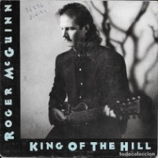 Discos de vinilo: ROGER MCGUINN KING OF THE HILL. Lote 242937010