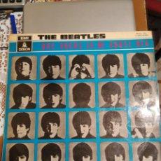 Discos de vinilo: THE BEATLES. QUE NOCHE LA DE AQUEL DÍA. LP.. Lote 242937550