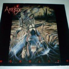 Discos de vinilo: LP AMEBIX - MONOLITH. Lote 242941565