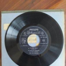 """Discos de vinilo: TRIO LOS PANCHOS – LO DUDO/TU, SOLO TU/ALMA CORAZON Y VIDA... - VINYL, 7"""" PULGADAS - DISCO VINILO. Lote 242948805"""