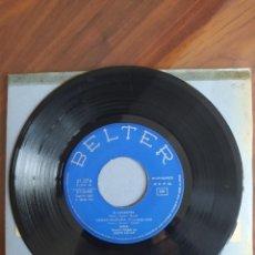 """Discos de vinilo: MINA CANTA EN ESPAÑOL EL CROSSFIRE + 3 ( 1964 BELTER ESPAÑA ) C - VINYL, 7"""" PULGADAS - DISCO VINILO. Lote 242956930"""