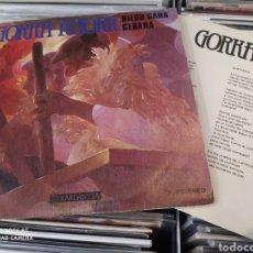 Discos de vinilo: GORKA KNORR. BILDU GARA. SINGLE ORIGINAL 1977. BUEN ESTADO. Lote 242960255