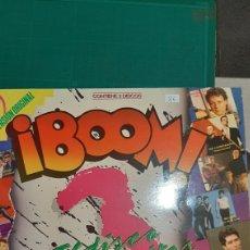 Discos de vinilo: BOOM 2 Y 3 3 LPS BUEN ESTADO DISCOS COLISEVM COLECCIONISMO. Lote 242971240