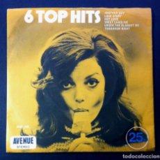 Discos de vinilo: ALAN CADDY - 6 TOP HITS - UK EP 1971 - AVENUE (T.REX / PAUL MCCARTNEY / NEIL DIAMOND..). Lote 242975715