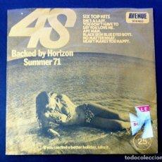 Discos de vinilo: ALAN CADDY - 6 TOP HITS - UK EP 1971 - AVENUE. Lote 242975980