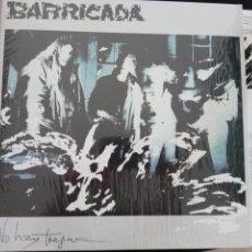 Discos de vinilo: BARRICADA NO HAY TREGUA LP CON INSERTO ¡¡NUEVO¡¡ ¡¡PRECINTADO¡¡. Lote 242977845