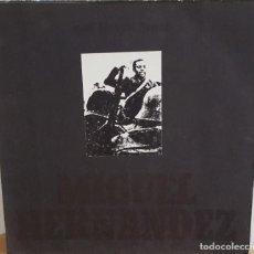 Discos de vinilo: LP / JOAN MANUEL SERRAT - MIGUEL HERNANDEZ, LAS LETRAS EN EL INTERIOR 1972. Lote 242981155