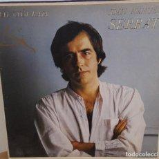 Discos de vinilo: LP / JOAN MANUEL SERRAT - TAL COM RAJA, LAS LETRAS EN EL INTERIOR, 1980. Lote 242984260