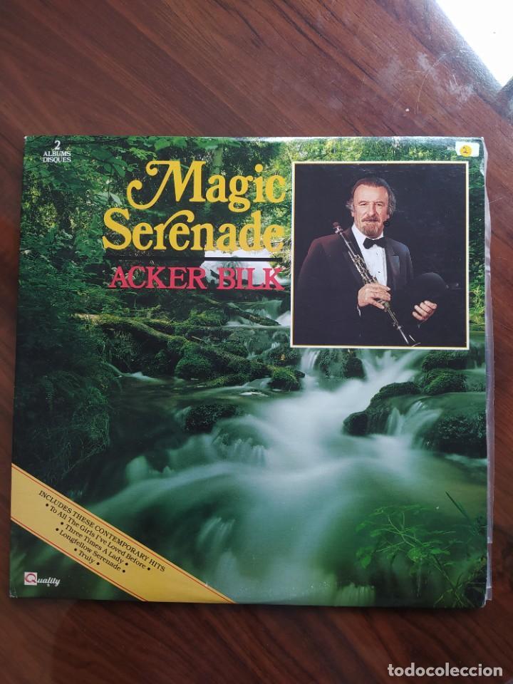 ACKER BILK – MAGIC SERENADE, 1986 (Música - Discos de Vinilo - Maxi Singles - Clásica, Ópera, Zarzuela y Marchas)