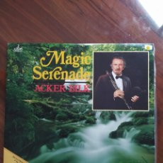 Discos de vinilo: ACKER BILK – MAGIC SERENADE, 1986. Lote 242988245