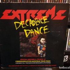 Discos de vinilo: EXTREME - DECADENCE DANCE. Lote 242990215