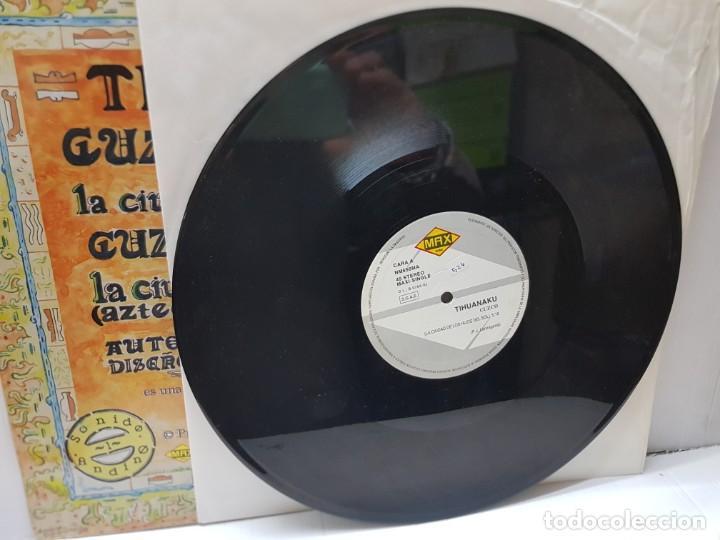 Discos de vinilo: MAXI SINGLE-CUZCO-TIHUNAKU- en funda original 1992 - Foto 3 - 242992670